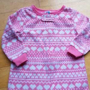 Other - Fleece Footie Pajamas